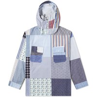 Engineered Garments Patchwork Cagoule Multi