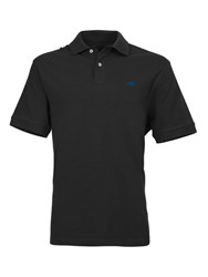 Raging Bull Big And Tall New Signature Polo Shirt Black