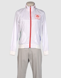 Joe Rivetto Jackets White
