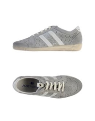 Janet Sport Low Tops And Trainers Light Grey