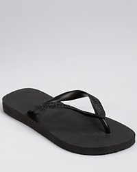Havaianas Top Sandals Black