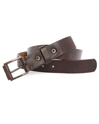 Nixon Brown Horween Leather Legacy Belt