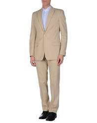 Massimo Rebecchi Suits And Jackets Suits Men Beige
