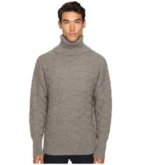 Vivienne Westwood Chunky Rollneck Sweater Grey