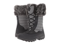 Kamik Haley Grey Women's Cold Weather Boots Gray