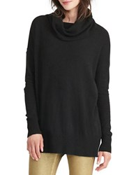 Lauren Ralph Lauren Cowl Neck Sweater Black