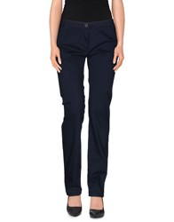 Barbour Trousers Casual Trousers Women Dark Blue