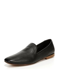 Vince Bray Calf Leather Loafer Black