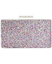 Inc International Concepts Sparkle Clutch Only At Macy's Multi