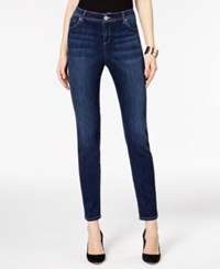 Inc International Concepts I.N.C. Essentials Curvy Fit Skinny Jeans Created For Macy's Goddess Wash