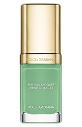 Dolce And Gabbana Beauty 'The Nail Lacquer' Liquid Nail Lacquer Mint 710