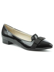 Daniel Foss Garth Pointy Pumps Black