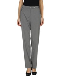 Mariella Rosati Casual Pants Grey
