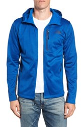 The North Face 'Canyonlands' Full Zip Hoodie Turkish Sea Heather
