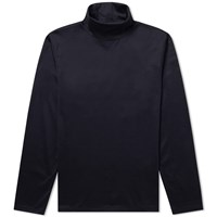 A.P.C. Cyril Roll Neck Tee Blue