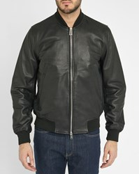 Paul Smith Black Lambskin Jacket