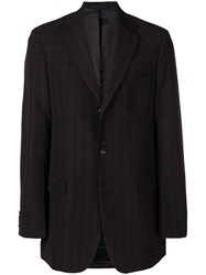 Cmmn Swdn Tailored Suit Jacket Black