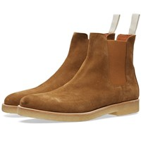 Common Projects Woman By Chelsea Boot Brown