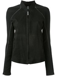 Isaac Sellam Experience Veinarde Jacket Black
