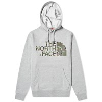 The North Face Standard Popover Hoody Grey