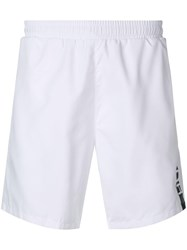 Hugo Boss Swimming Shorts White