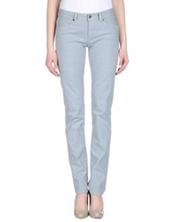Camouflage Ar And J. Casual Pants Sky Blue