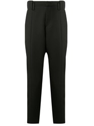 Wooyoungmi Tapered Cropped Trousers 60