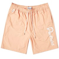 Penfield Rossiter Board Short Orange