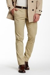 14Th And Union Casual Twill Chino Pant Beige