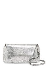 Urban Expressions Leah Vegan Leather Crossbody Metallic
