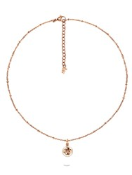 Folli Follie Grace Ball Pearl Pendant Necklace