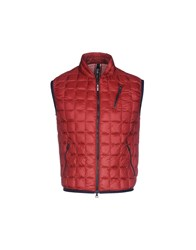 Club Des Sports Down Jackets Maroon