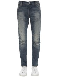 G Star 5620 3D Slim Cotton Denim Jeans