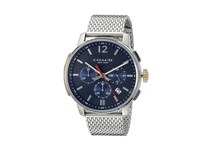 Coach Bleecker Chrono Mesh Matte Navy Watches