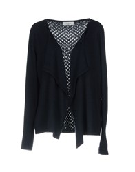 Axara Paris Cardigans Dark Blue