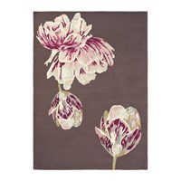 Ted Baker Tranquility Rug 140X200cm Aubergine