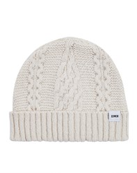 Edwin United Beanie Cream