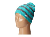 Neff Daily Sparkle Stripe Teal Grey Beanies Multi