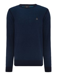 Duck And Cover Yardem Knitwear French Navy