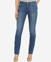 Levi's 525 Perfect Waist Straight Leg Jeans Moody Blue