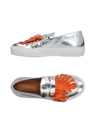 L'f Shoes Sneakers Silver