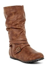 Rampage Buffalo Boot Brown