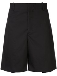 Wooyoungmi Short Trousers Black