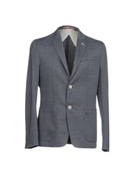 Havana And Co Co. Blazers Dark Blue