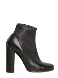Chloe 110Mm Stretch Nappa Ankle Boots