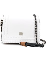 Marc Ellis Noah Crossbody Bag White