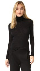 Vince Turtleneck Black