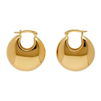 Sophie Buhai Gold Classic Cowbell Earrings