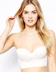 Ultimo Miracle Low Back Strapless Bra Ivory
