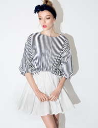 Pixie Market Capri Stripe Dress